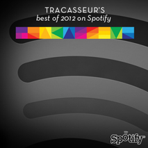 Tracaseur's Top 100 on Spotify 2012